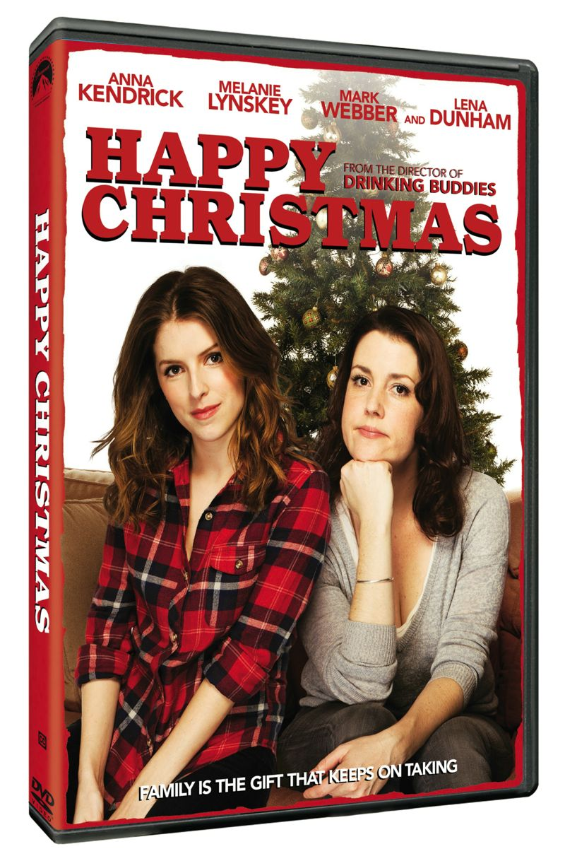 HAPPY CHRISTMAS DVD