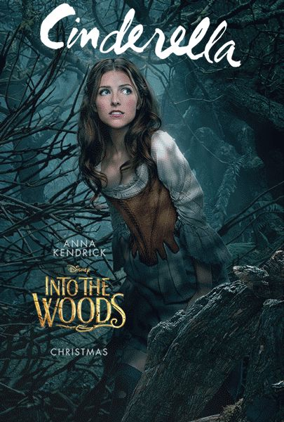 Into The Woods Cinderella Anna Kendrick