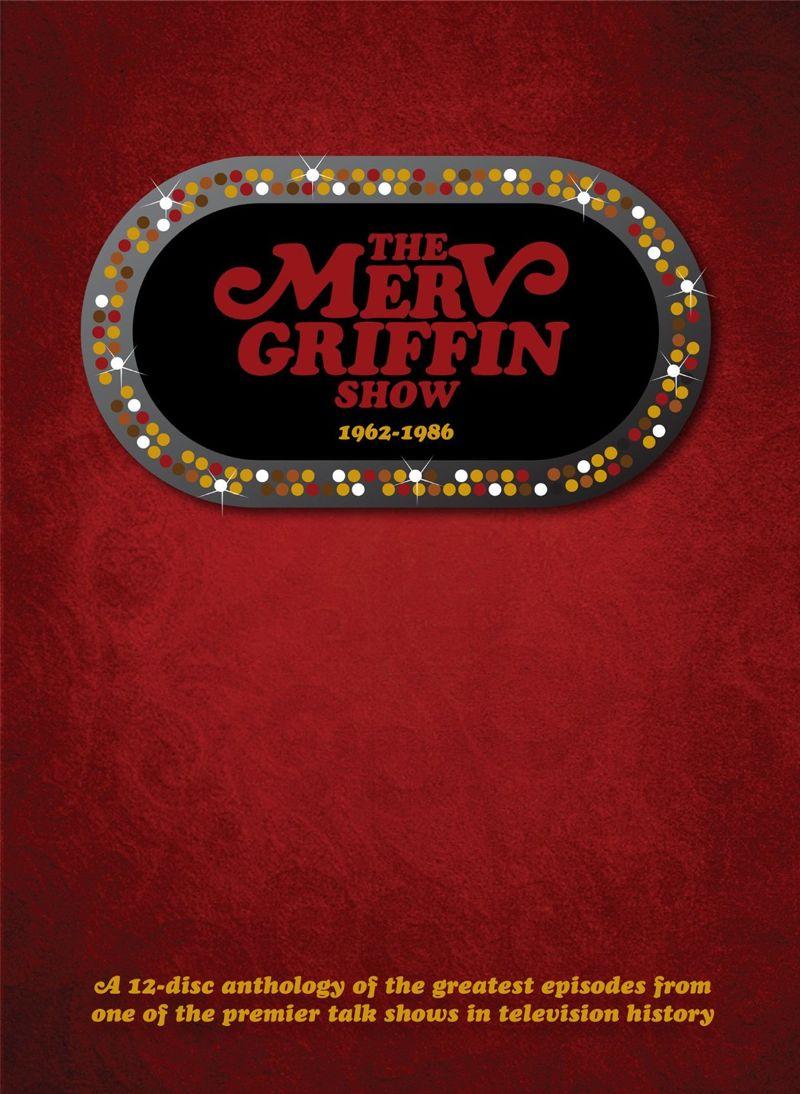 THE MERV GRIFFIN SHOW DVD