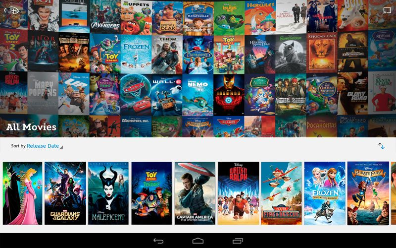 Disney Movies Anywhere Google Play