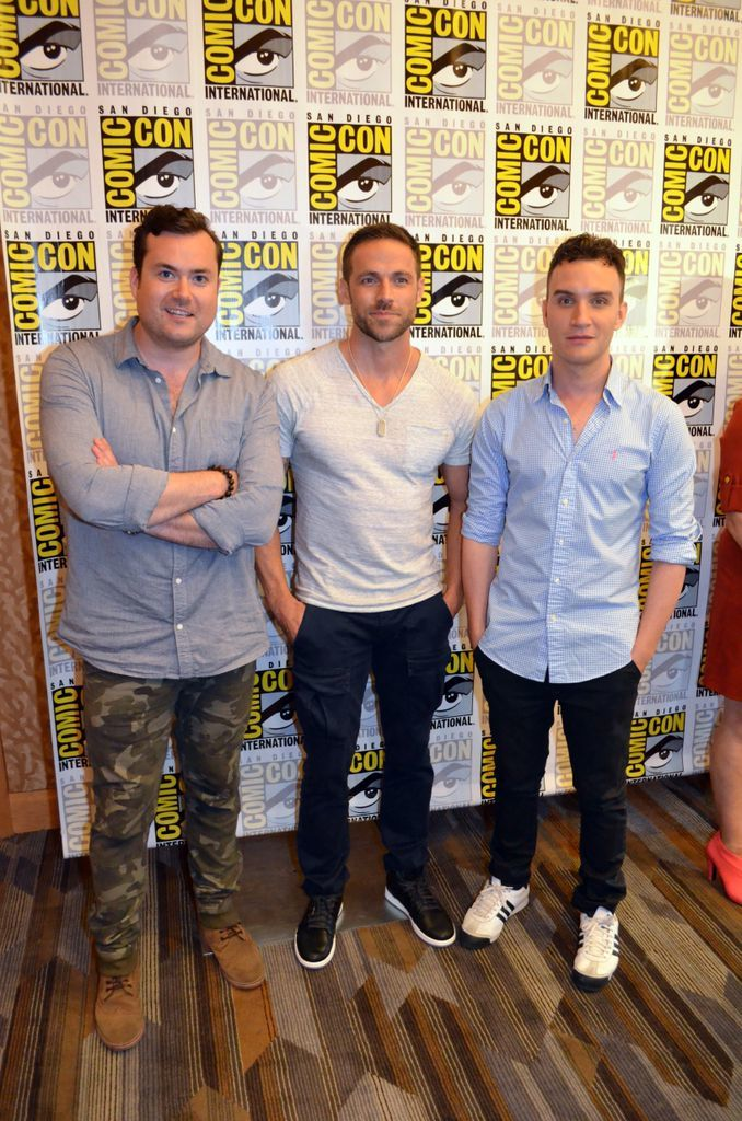 Orphan Black | 2014 San Diego Comic-Con | Photo Credit : Genevieve Collins