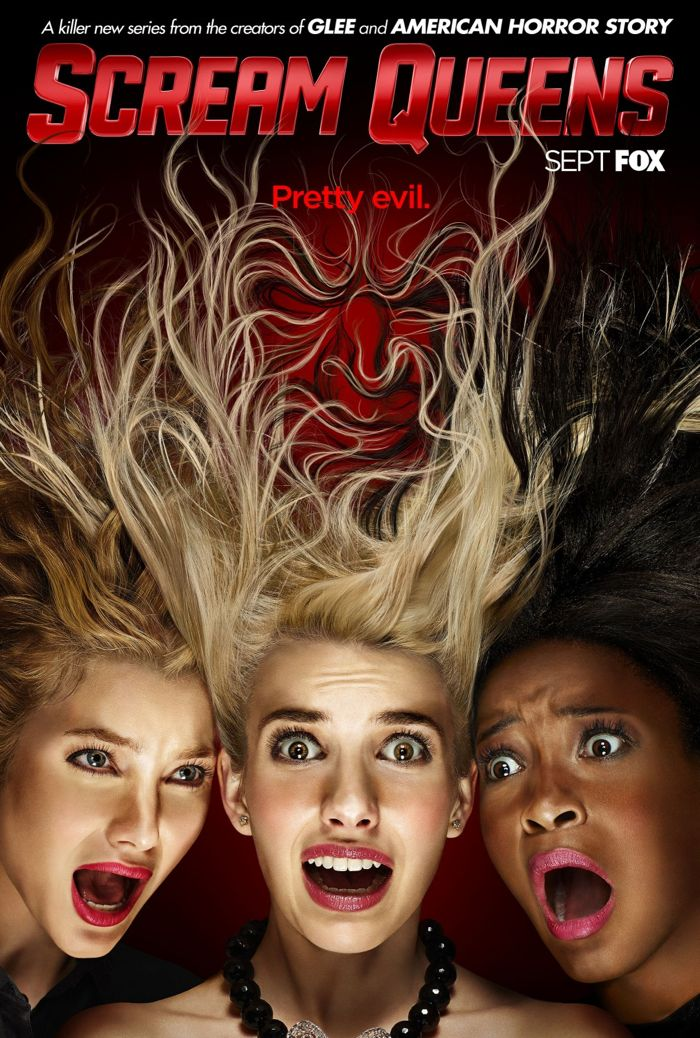 Scream Queens Season 1 Poster