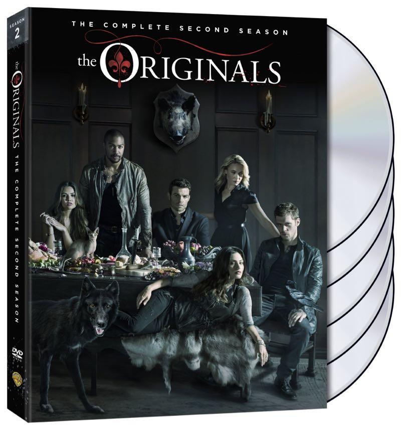 THE ORIGINALS Season 2 DVD