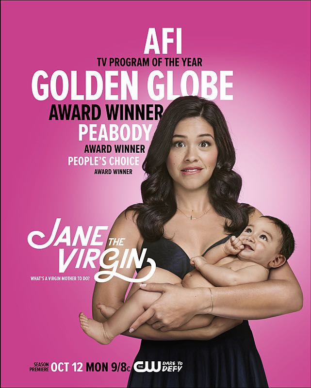 JANE THE VIRGIN Season 2 Poster