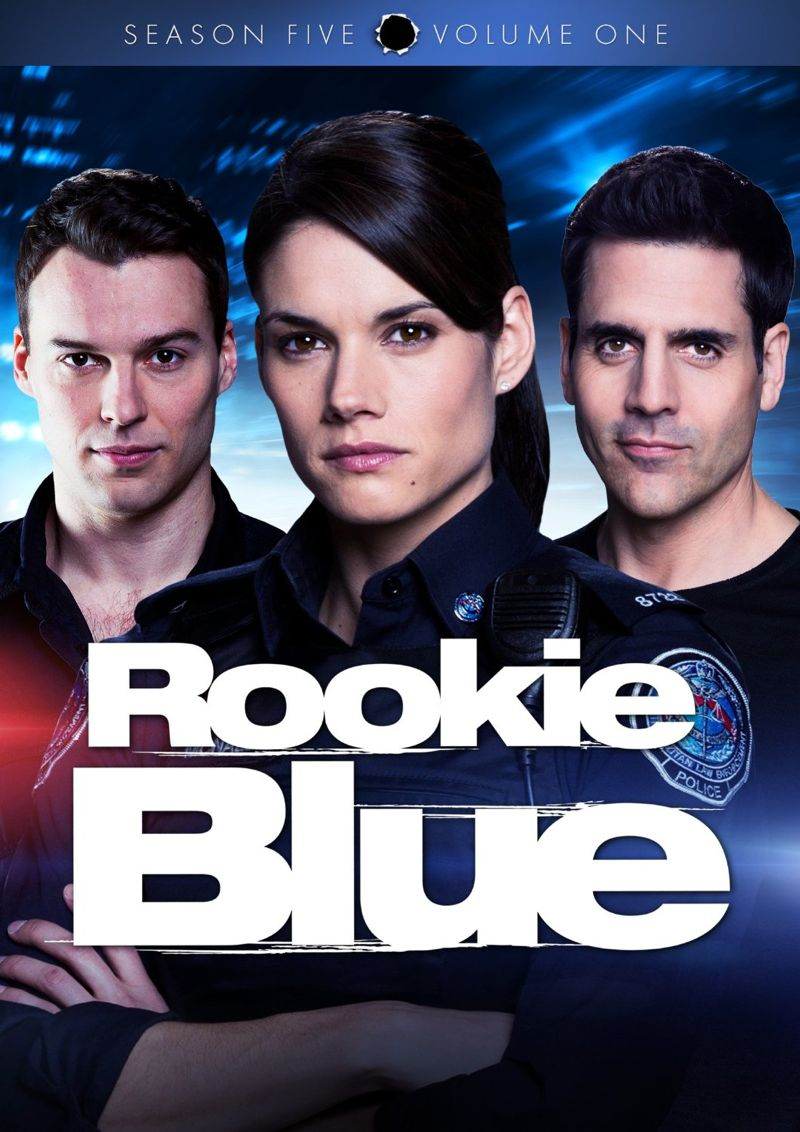ROOKIE BLUE SEASON FIVE VOLUME ONE DVD