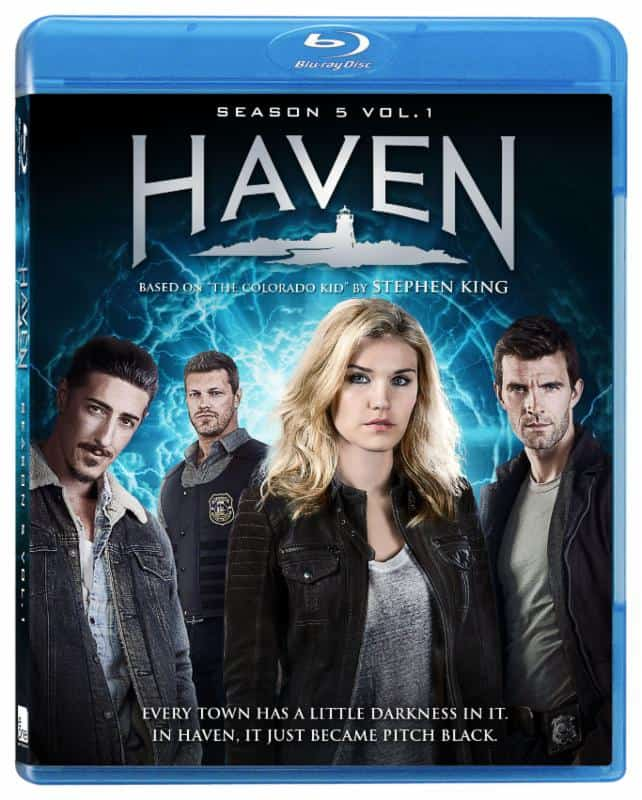 HAVEN Season 5 Volume 1 Bluray