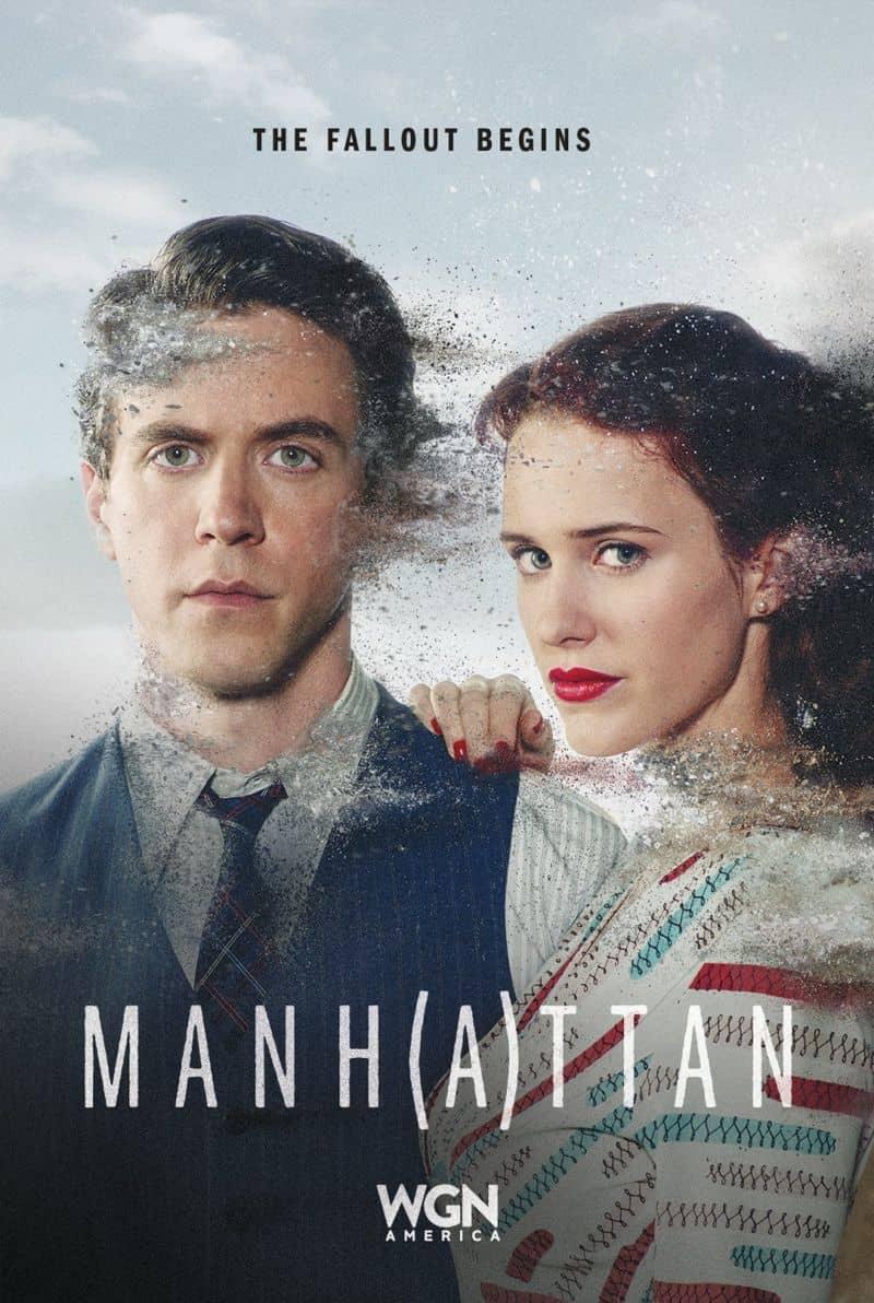 MANHATTAN Season 2 Poster