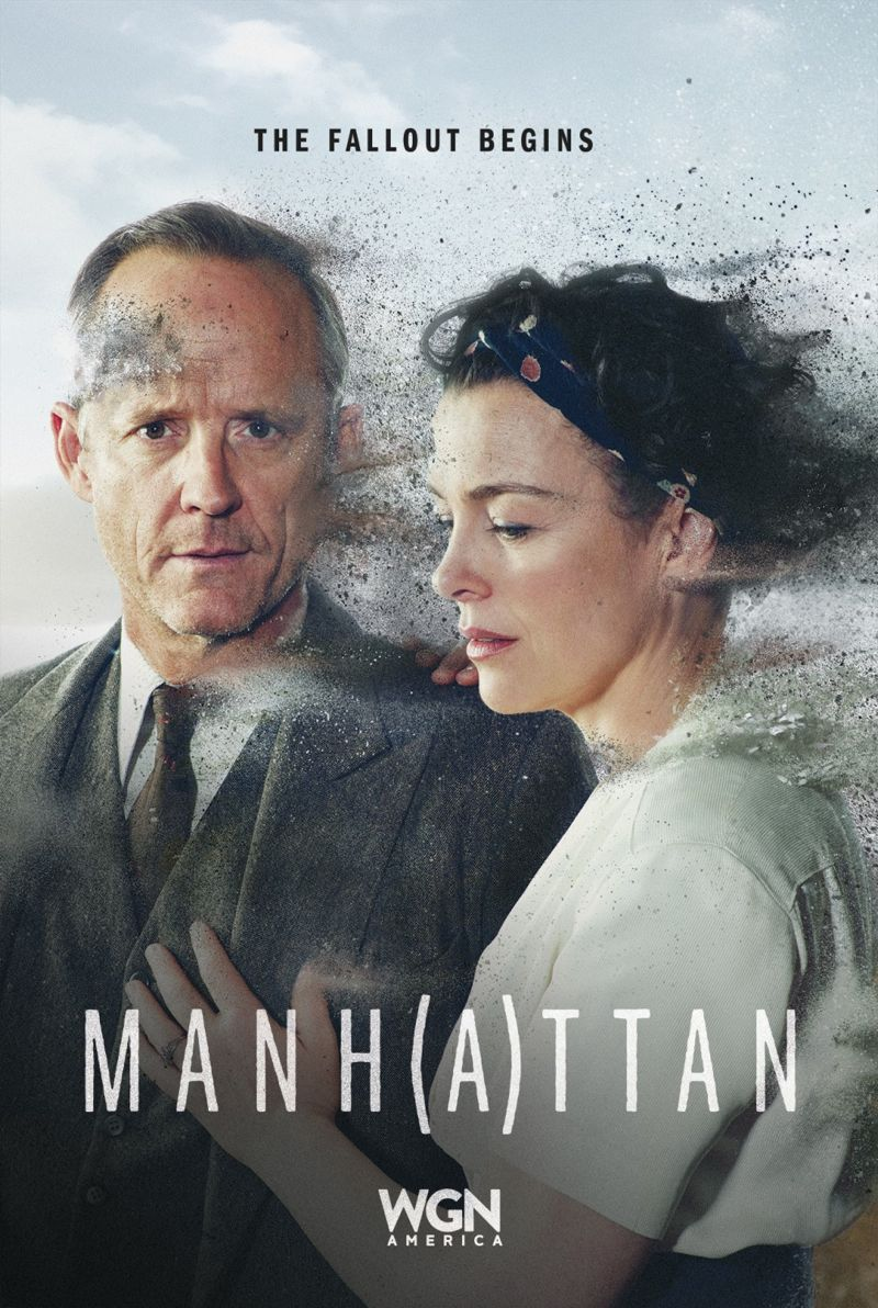MANHATTAN Season 2 Poster 2
