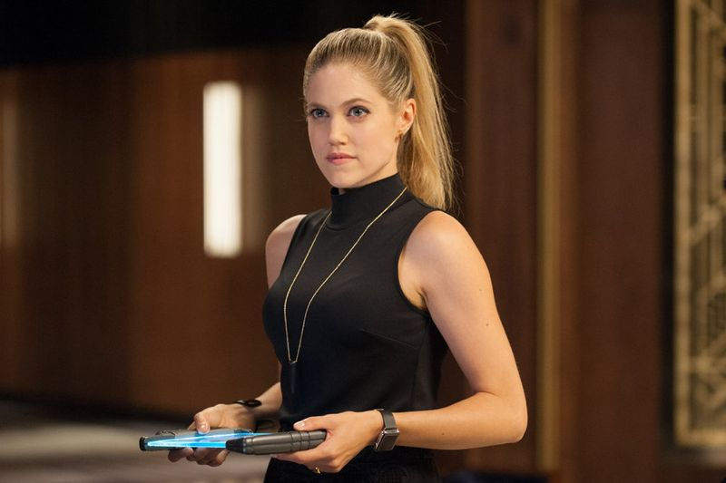 """THE PLAYER -- """"A House Is Not A Home"""" Episode 106 -- Pictured: Charity Wakefield as Cassandra -- (Photo by: Colleen Hayes/NBC)"""