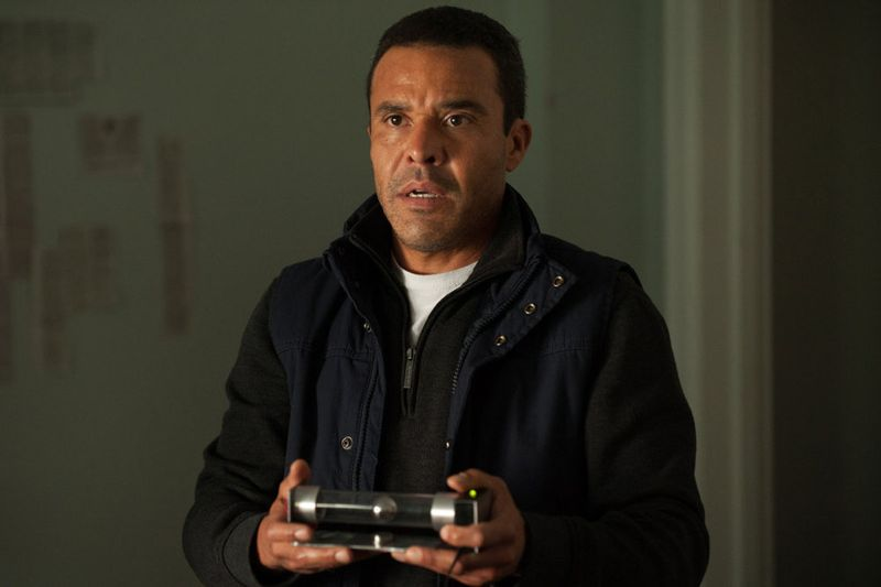 """THE PLAYER -- """"A House is Not a Home"""" Episode 106 -- Pictured: Michael Irby as Javier Cruz -- (Photo by: Colleen Hayes/NBC)"""