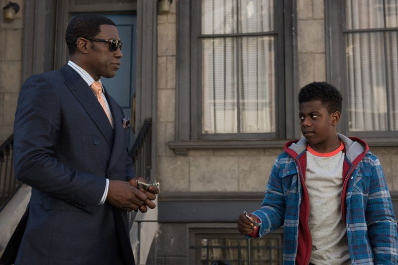 """THE PLAYER -- """"A House is Not a Home"""" Episode 106 -- Pictured: Wesley Snipes as Mr. Johnson -- (Photo by: Colleen Hayes/NBC)"""