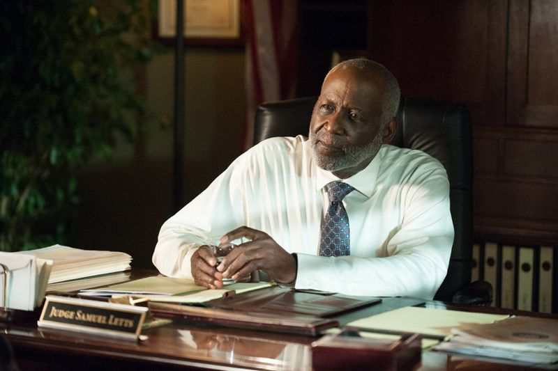"""THE PLAYER -- """"A House Is Not A Home"""" Episode 106 -- Pictured: Richard Roundtree as Letts -- (Photo by: Colleen Hayes/NBC)"""