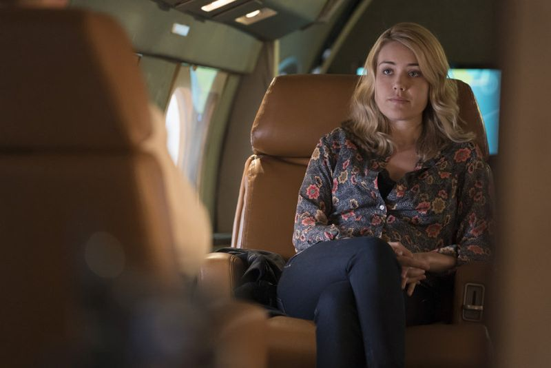 "THE BLACKLIST -- ""Sir Crispin Crandall"" Episode 306 -- Pictured: Megan Boone as Liz Keen -- (Photo by: Peter Kramer/NBC)"