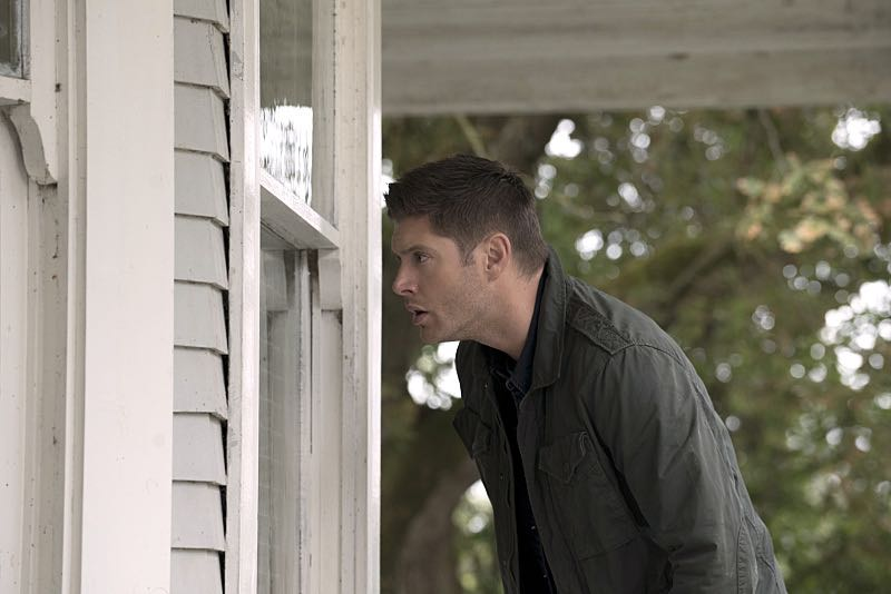 """Supernatural -- """"Thin Lizzie"""" -- Image SN1105b_0041 -- Pictured: Jensen Ackles as Dean -- Photo: Katie Yu/The CW -- © 2015 The CW Network, LLC. All Rights Reserved."""