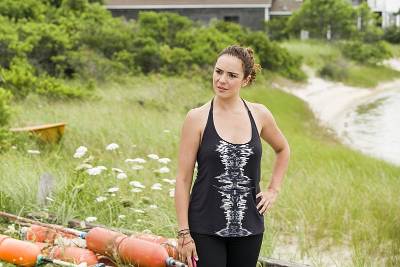 Catalina Sandino Moreno as Luisa in The Affair (season 2, episode 5). - Photo: Mark Schafer/SHOWTIME - Photo ID: TheAffair_205_7360