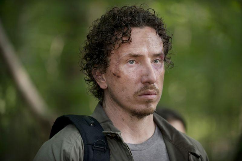 Michael Traynor as Nicholas - The Walking Dead _ Season 6, Episode 3 - Photo Credit: Gene Page/AMC