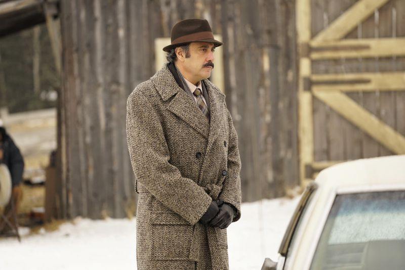 "FARGO -- ""Before The Law"" -- Episode 202 (Airs October 19, 10:00 pm e/p) Pictured: Brad Garrett as Joe Bulo. CR: Chris Large/FX"