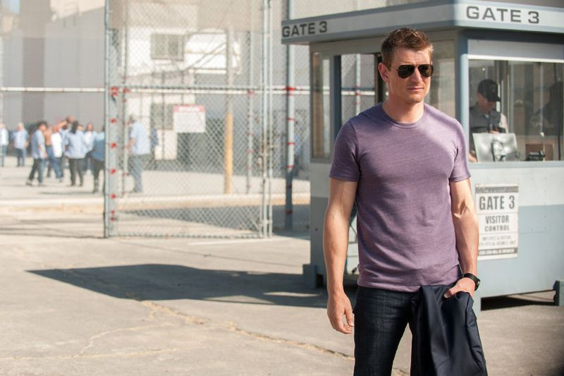 "THE PLAYER -- ""The Big Blind"" Episode 103 -- Pictured: Philip Winchester as Alex -- (Photo by: Colleen Hayes/NBC)"