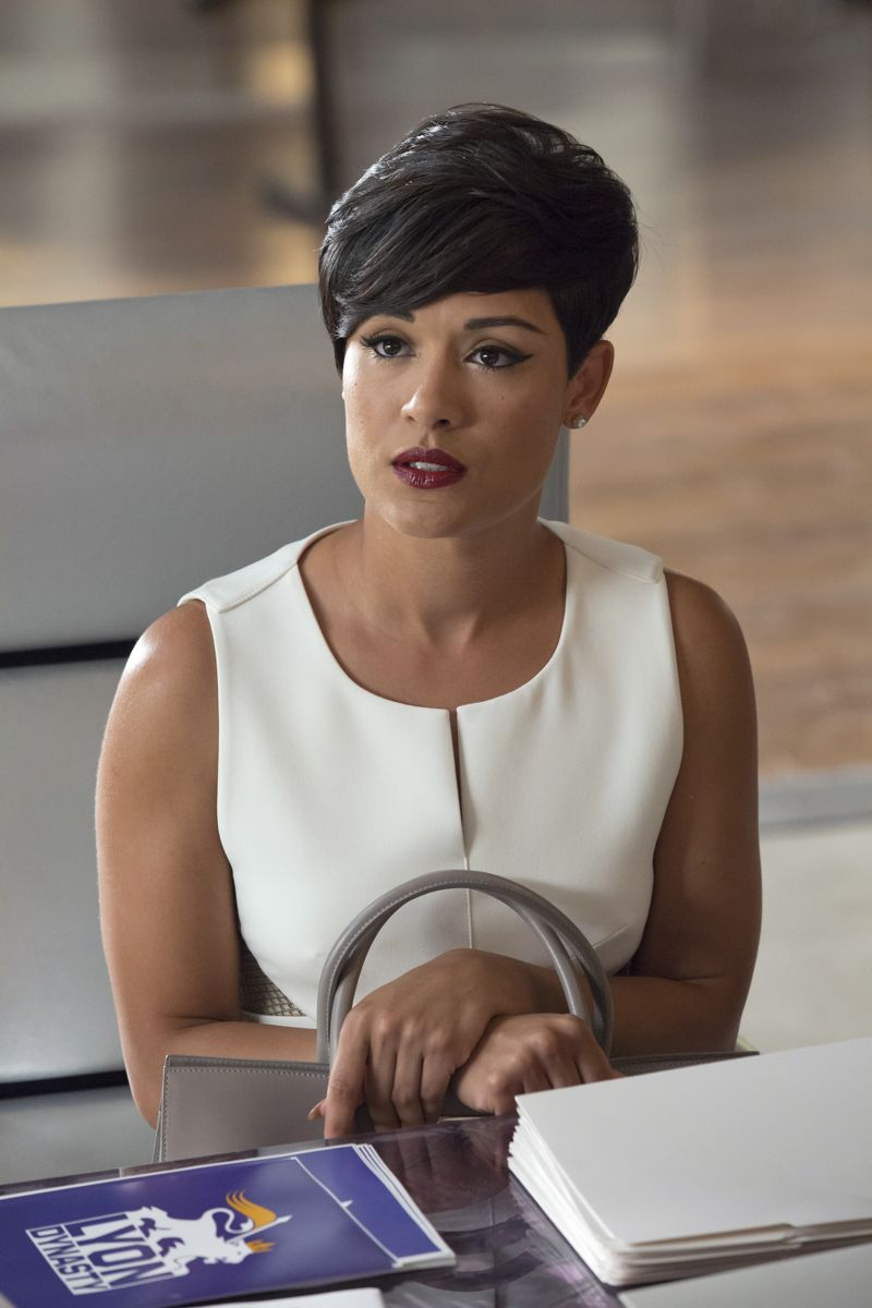 Pictures of anika from empire