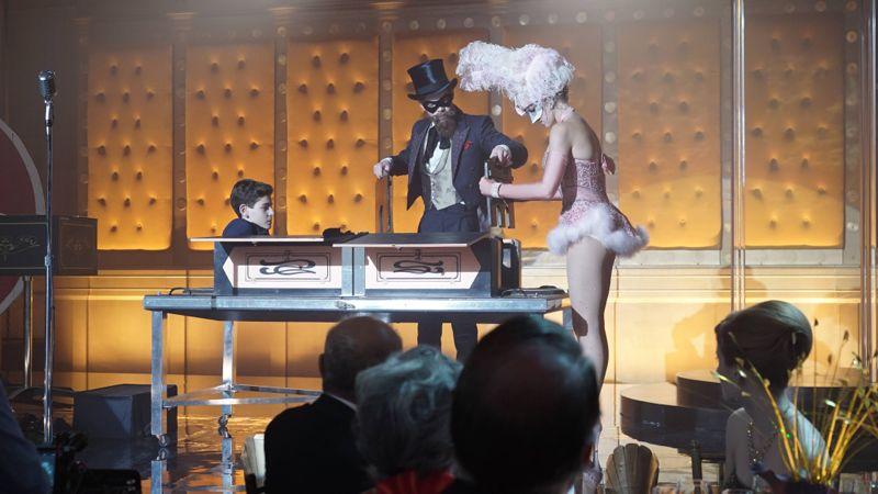 "GOTHAM: Bruce (David Mazouz) in ""Rise of the Villains: The Last Laugh"" episode of GOTHAM airing Monday, Oct. 5 (8:00-9:00 PM ET/PT) on FOX. ©2015 Fox Broadcasting Co. Cr: Nicole Rivelli/FOX."