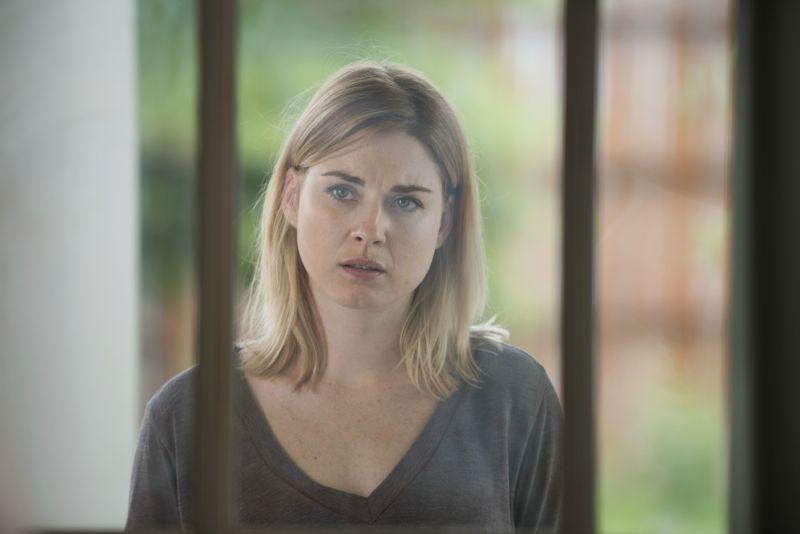 Alexandra Breckenridge as Jessie Anderson - The Walking Dead _ Season 6, Episode 5 - Photo Credit: Gene Page/AMC