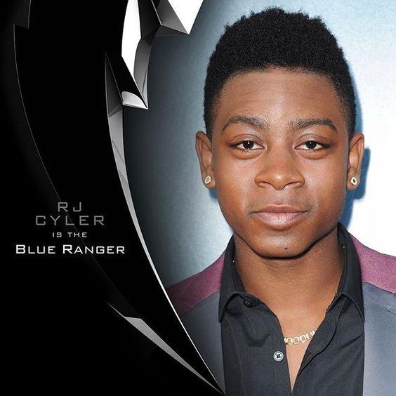RJ Cyler Power Rangers