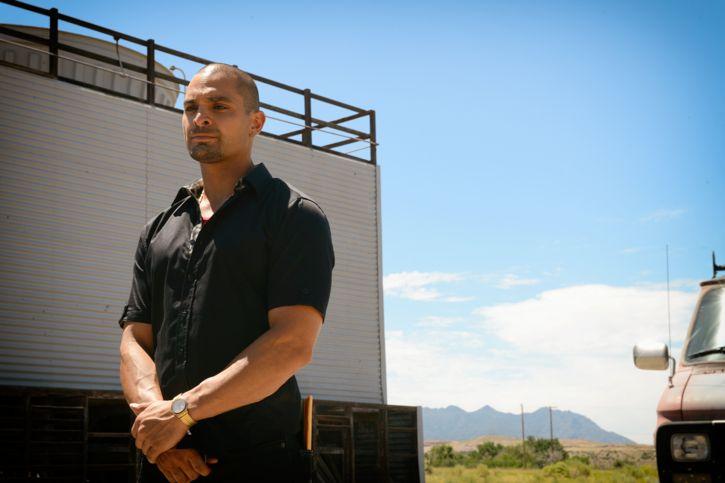 Michael Mando as Nacho - Better Call Saul _ Season 2, Episode 2 - Photo Credit: Ursula Coyote/Sony Pictures Television/ AMC