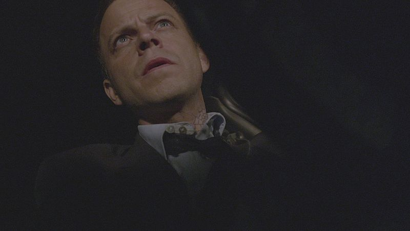 """""""A Badge and a Gun"""" -- The BAU searches Los Angeles after the team discovers security footage that shows an UnSub being invited into victims' homes, on CRIMINAL MINDS, Wednesday, Feb. 24 (9:00-10:00 PM, ET/PT) on the CBS Television Network. Carmine Giovinazzo (""""CSI: NY"""") guest stars as Andrew Meeks, a former janitor. Photo: CBS ©2015 CBS Broadcasting, Inc. All Rights Reserved"""