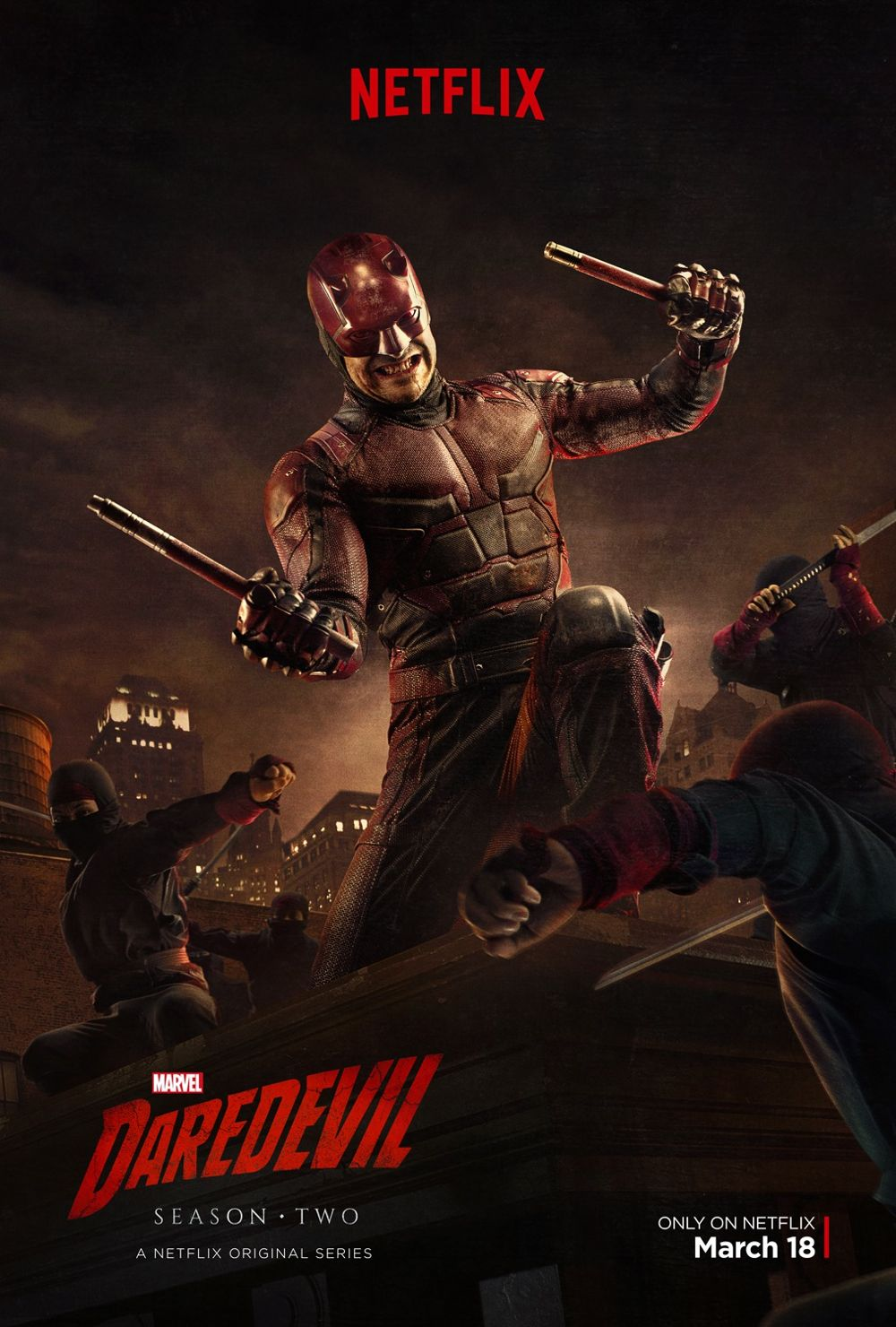Daredevil Season 2 Poster3