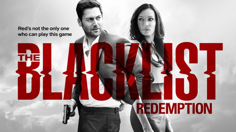 The Blacklist Redemption NBC