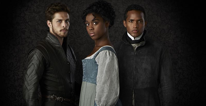 Still Star Crossed ABC WADE BRIGGS, LASHANA LYNCH, STERLING SULIEMAN