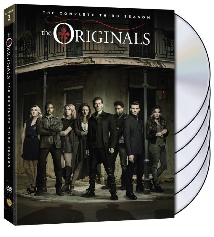 The Originals Season 3 DVD