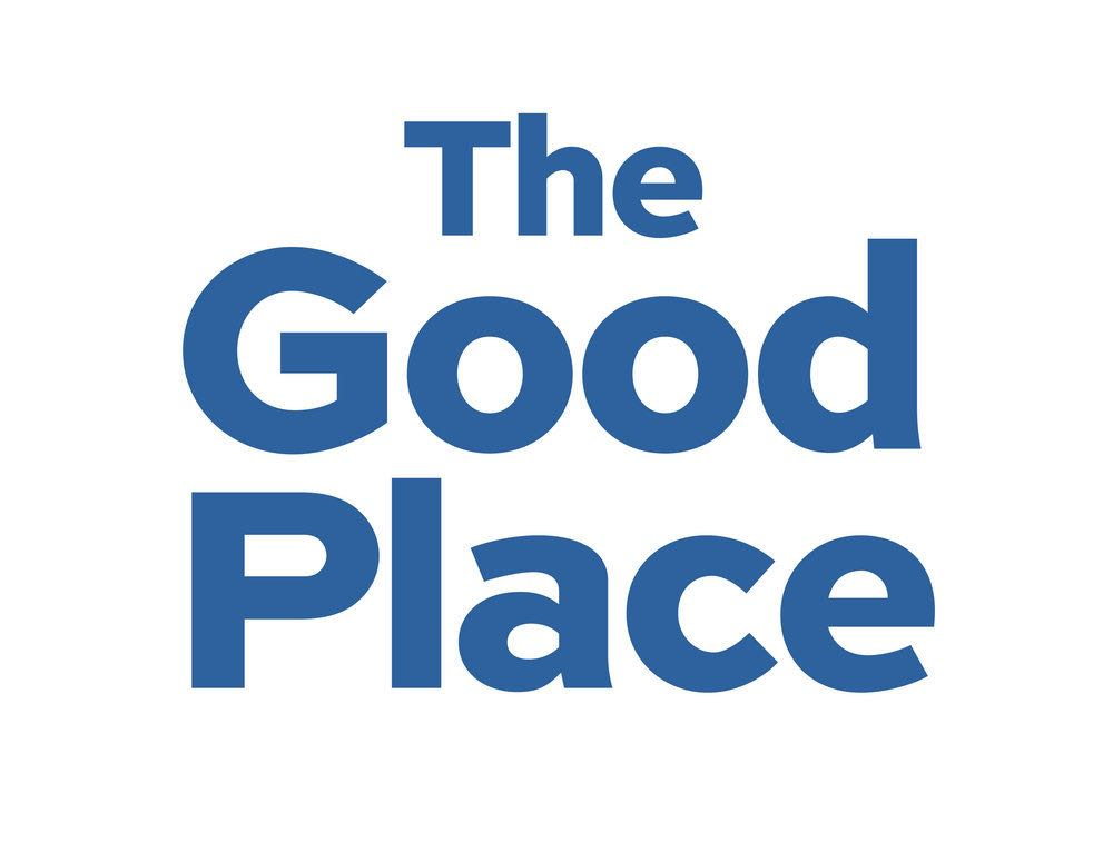 """THE GOOD PLACE -- Pictured: """"The Good Place"""" Logo -- (Photo by: NBCUniversal)"""