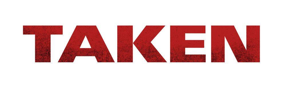 "TAKEN -- Pictured: ""Taken"" Logo -- (Photo by: NBCUniversal)"