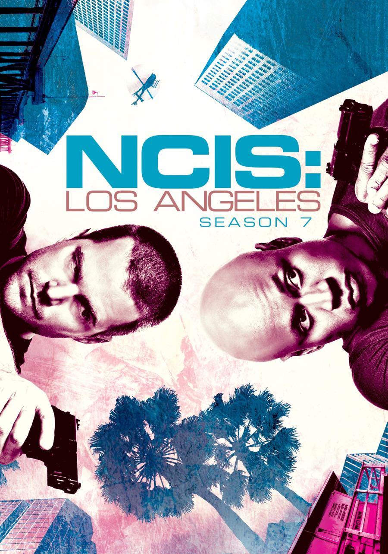 NCISLA Season 7 DVD