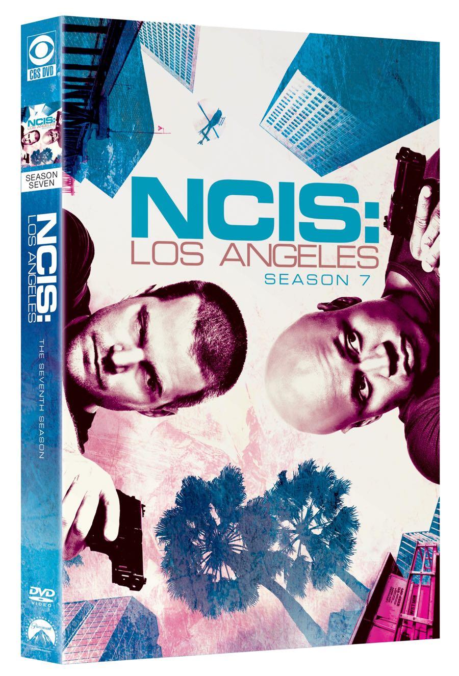 NCIS LOS ANGELES Season 7 DVD