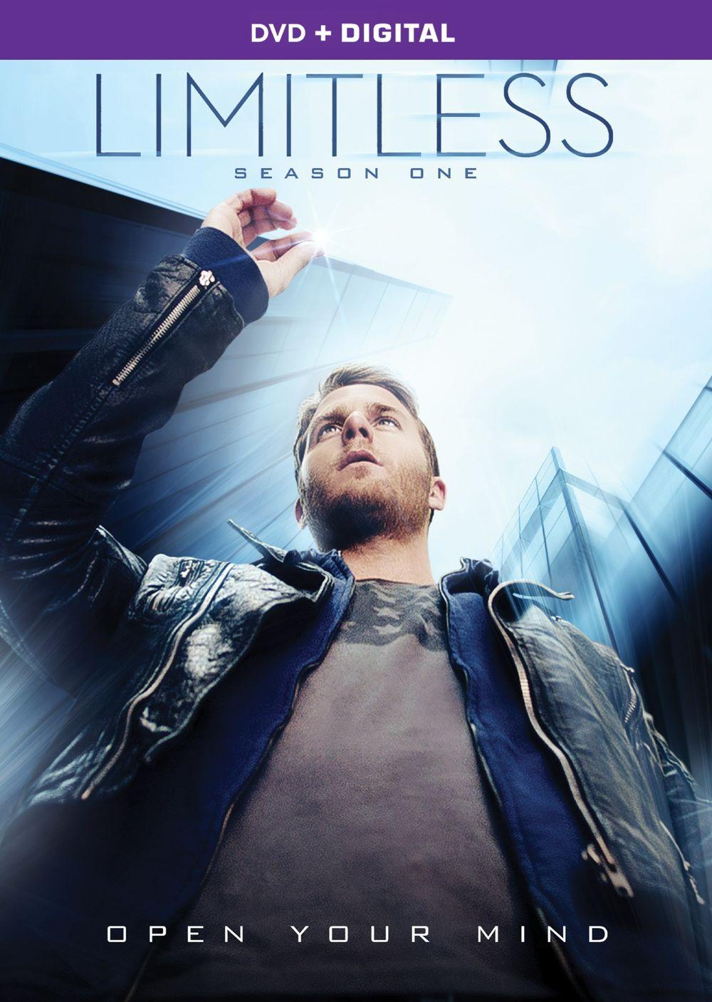 Limitless Season 1 DVD Cover