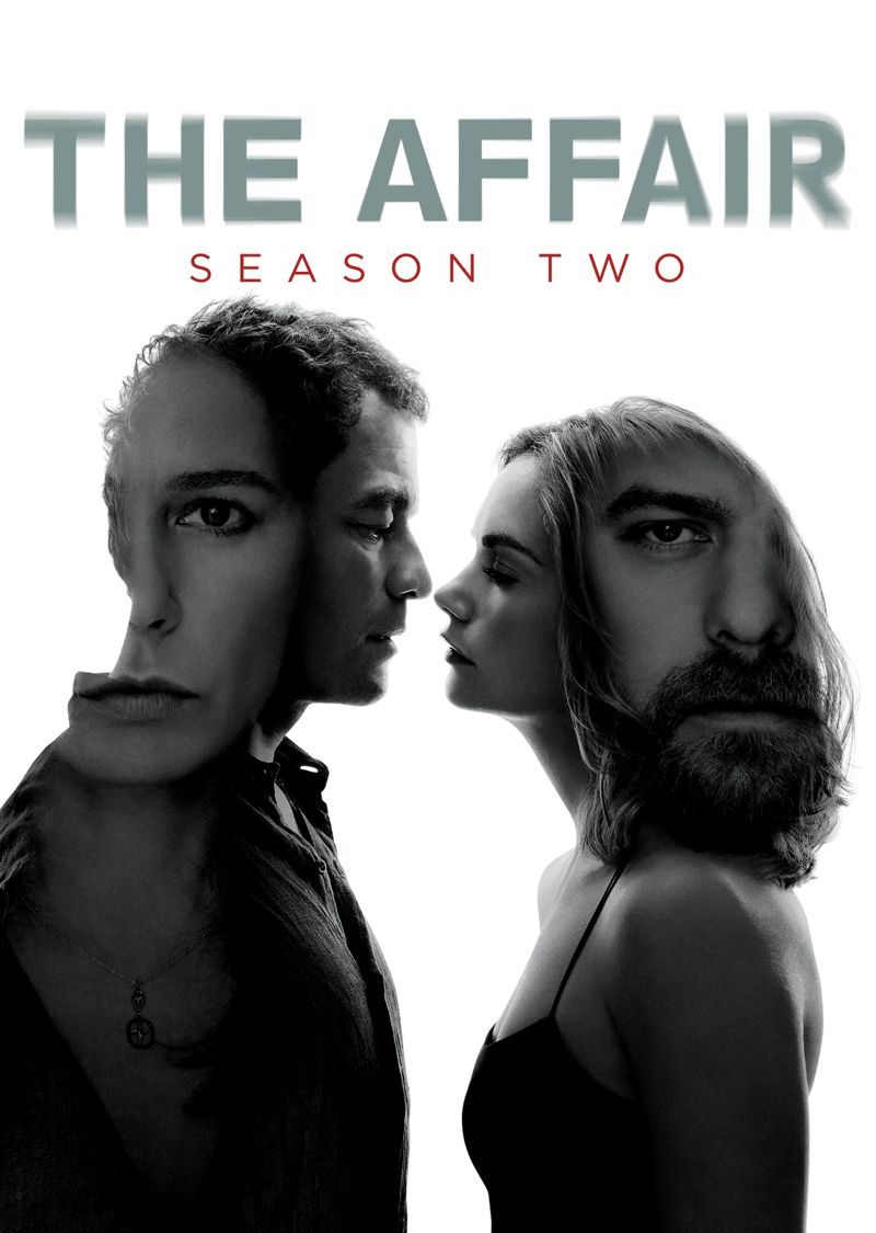 The Affair Season 2 DVD
