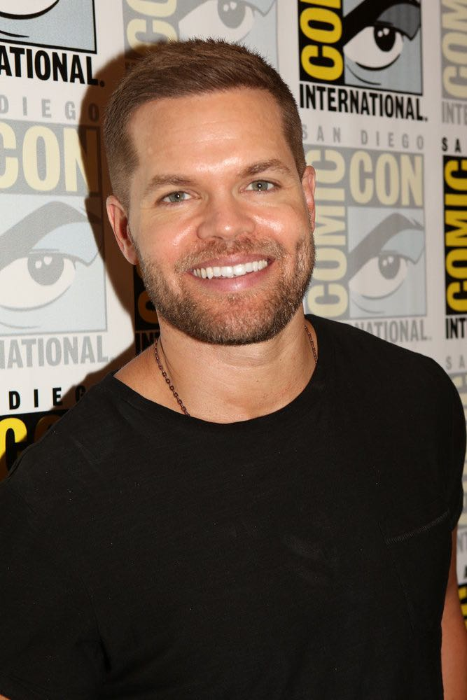 """COMIC-CON INTERNATIONAL: SAN DIEGO -- """"The Expanse Press Room"""" -- Pictured: Wes Chatham -- (Photo by: Evans Vestal Ward/Syfy)"""