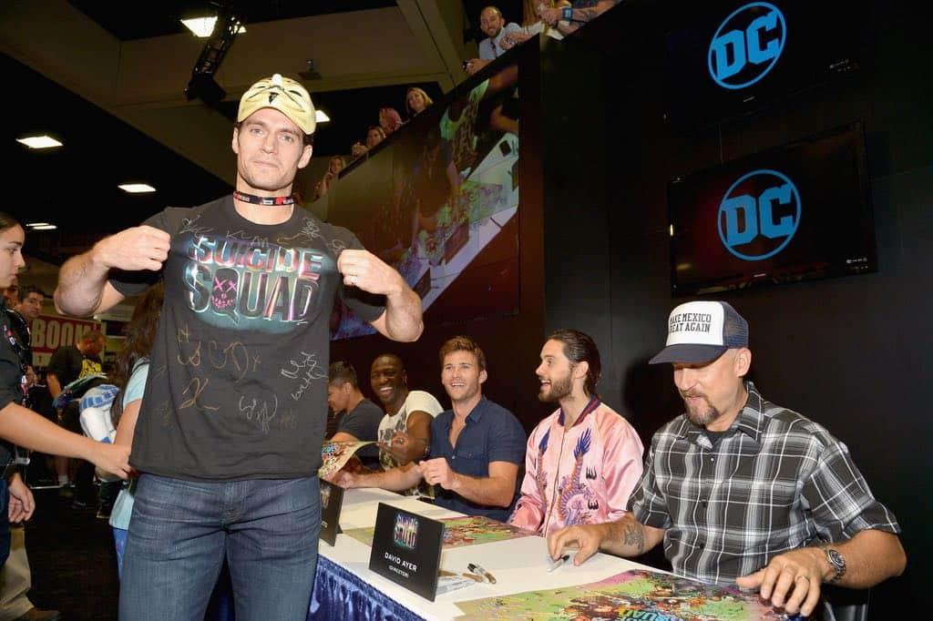 Suicide Squad San Diego Comic Con 2016-02