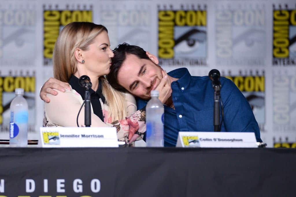Once Upon A Time San Diego Comic Con 2016-01