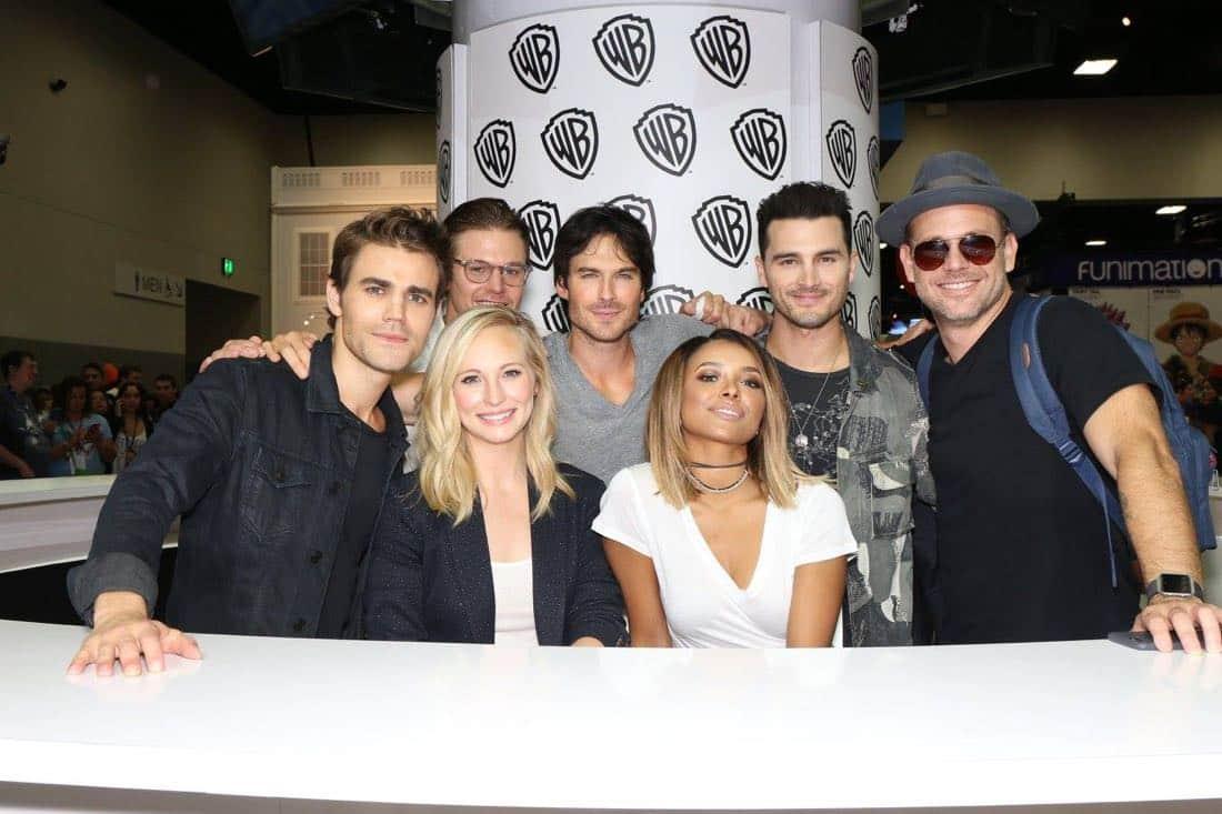 The Vampire Diaries Cast San Diego Comic Con 2016-10
