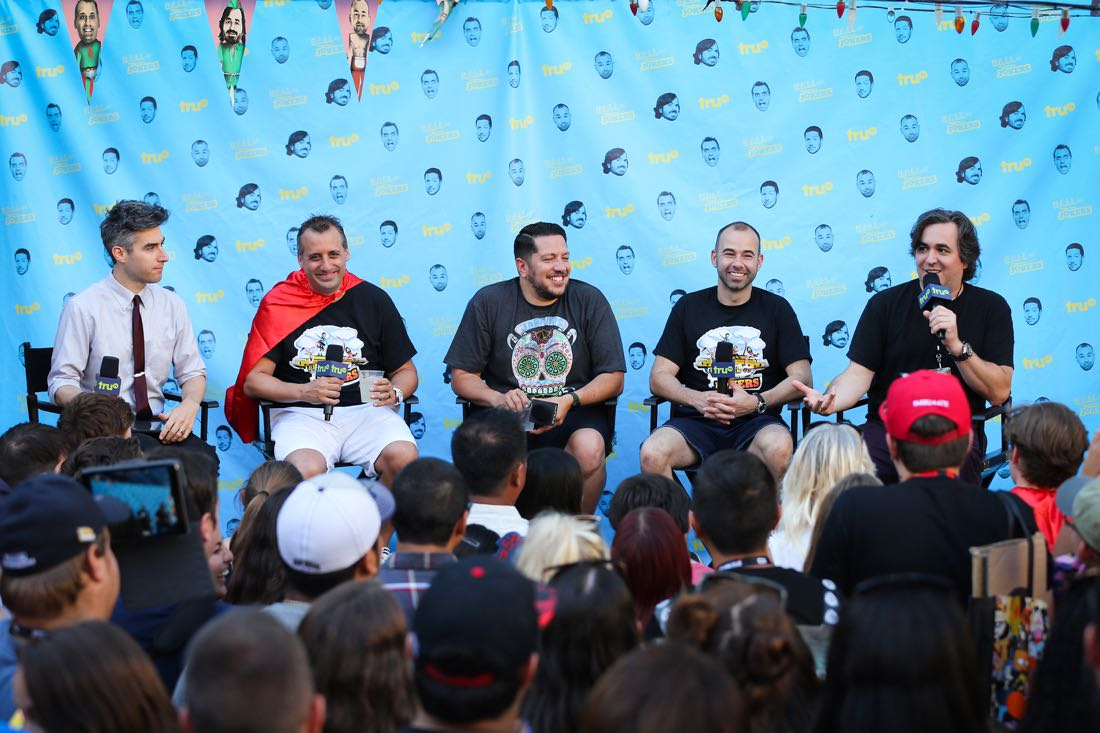 Hall of Impractical Jokers, truTV at Comic-Con International: San Diego 2016