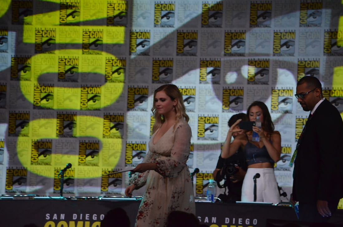 The 100 Panel San Diego Comic Con 2016-33