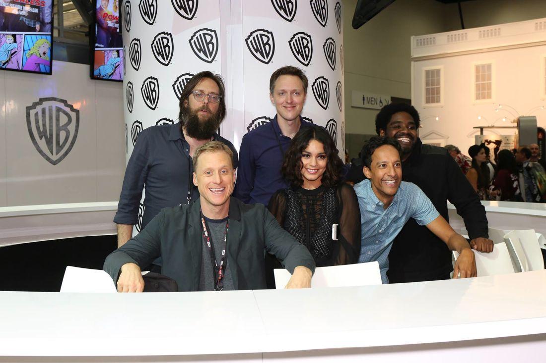 Powerless Cast San Diego Comic Con-2