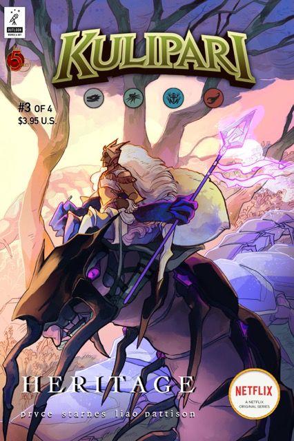 Kulipari Comic 3