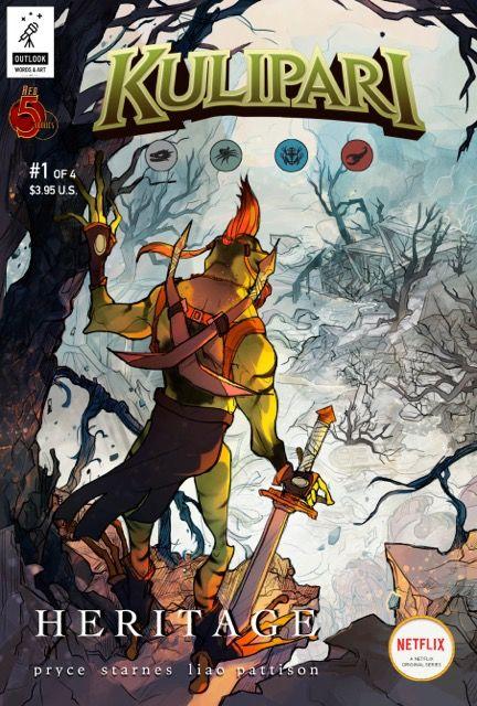 Kulipari Comic 1