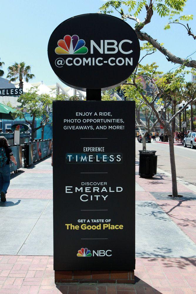 "COMIC-CON INTERNATIONAL: SAN DIEGO 2016 -- ""NBC at Comic-Con"" -- Pictured: NBC at Comic-Con, Tin Fish, San Diego, Calif. -- (Photo by: David Yeh/NBC)"