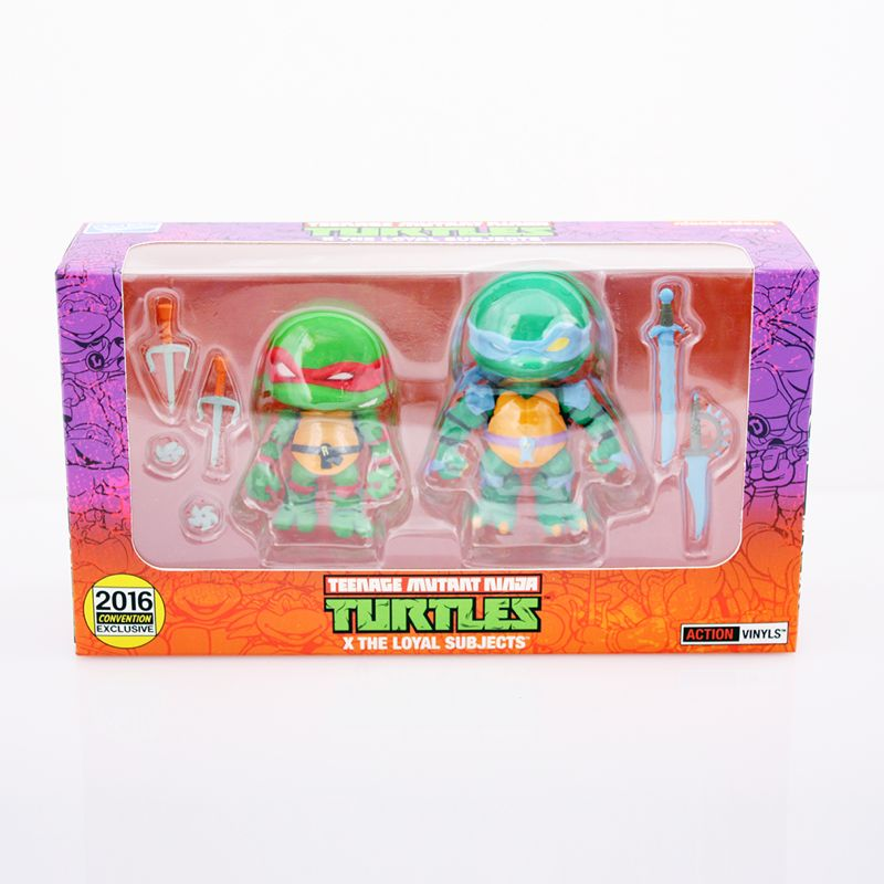 SDCC 2016_Nick_Loyal Subjects_Slash and Raph in Packaging