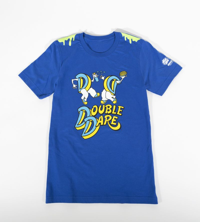 SDCC 2016_Nick_Double Dare Tshirt